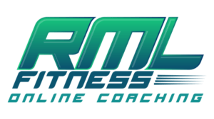 RML Fitness logo.