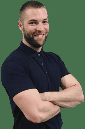 Ruairí McLaughlin - UK Online Personal Trainer.