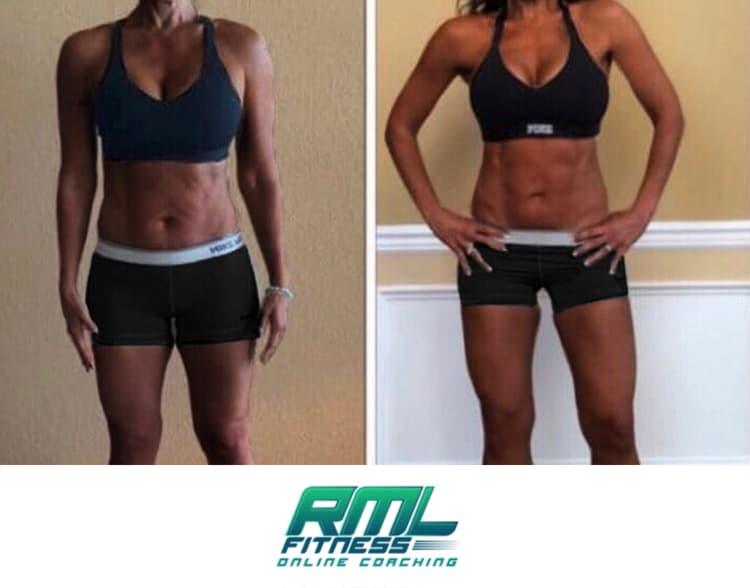 Client results - Liz.