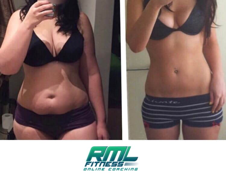 Client results - Steph.