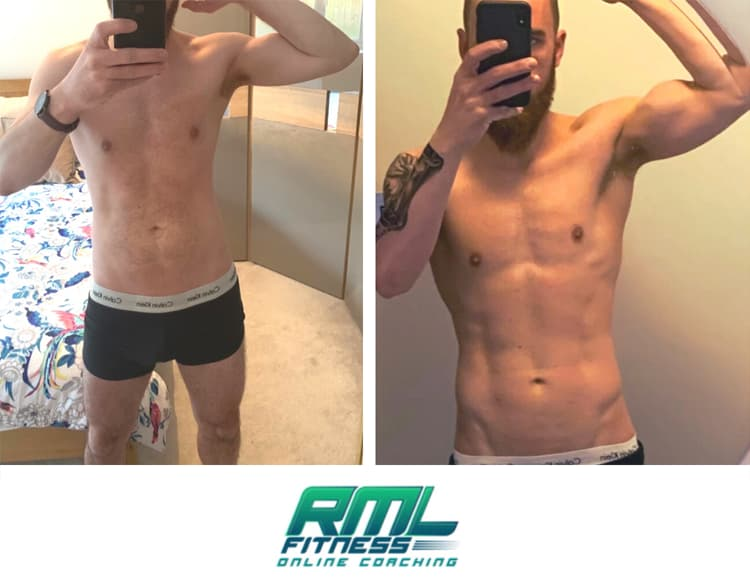 Client results - Ryan.